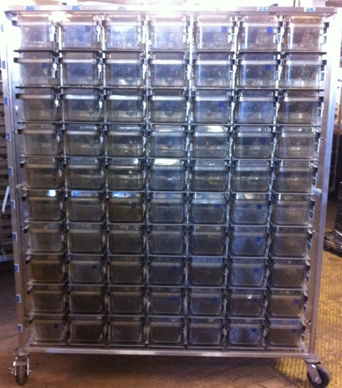 Allentown 140 Cage Mouse Vent Rack by Allentown, Rodent Cage