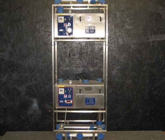 Tecniplast Slimline Dual Blower by Tecniplast, Rodent Cage